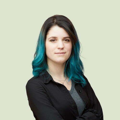 Amélie Martineau, graphiste, Spritz social et numérique