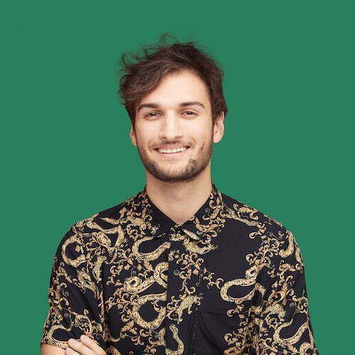 François Labrecque gestionnaire de communauté Spritz social et numérique