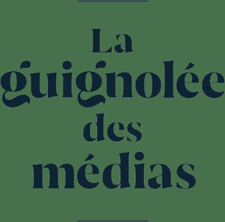 Logo la Guignolée des médias