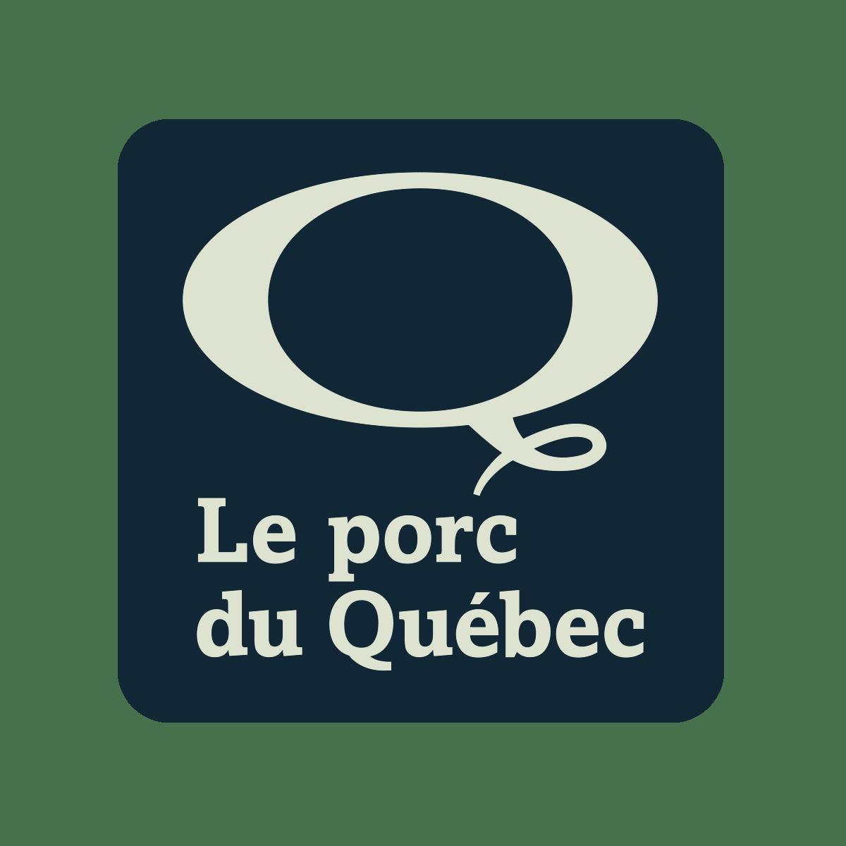 Logo Le porc du Québec