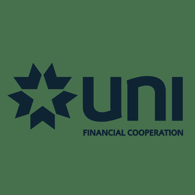 UNI financial cooperation logo