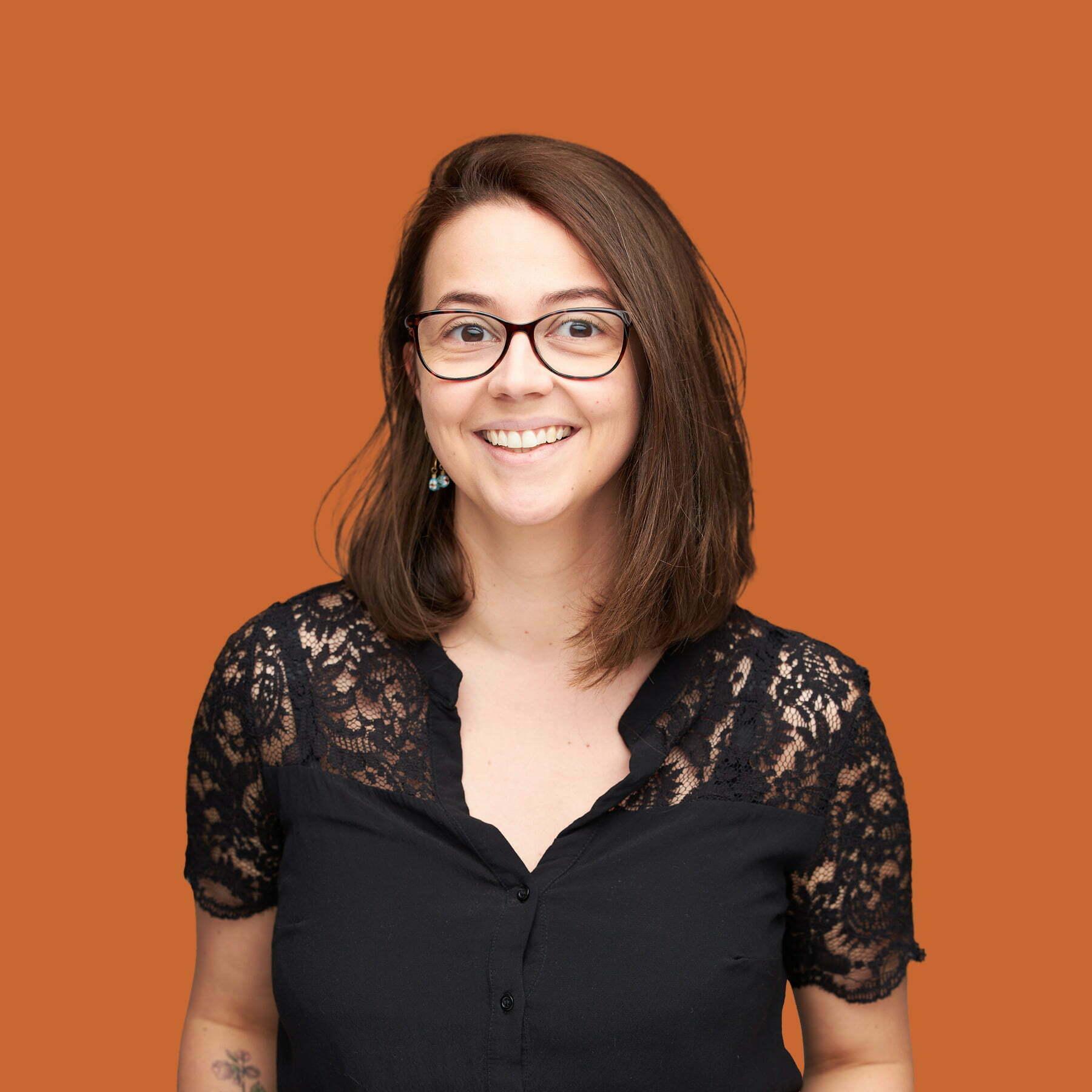 Amandine Chapelle coordonnatrice Spritz social et numérique